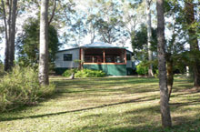 Hébergement Australie - Bush Cottages & Lodge - Yungaburra