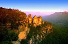 Blue Mountains, Nouvelle Galles du Sud, Australie