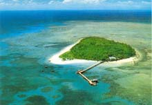 Green Island, Queensland, Australie