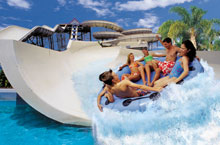 Wet'n'Wild, Gold Coast, Queensland, Australie