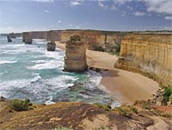 La Great Ocean Road, Australie